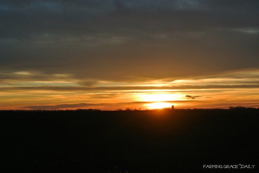 Sunrise Kansas