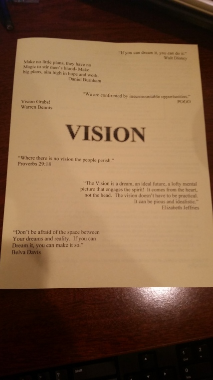 Vision for Farm