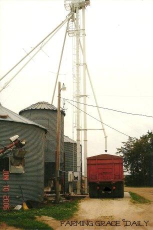 Farm Grain Elevator Leg