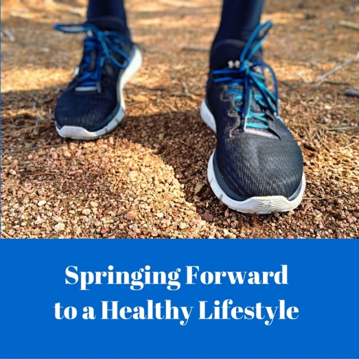 Springing Forward to a Healthy Lifestyle