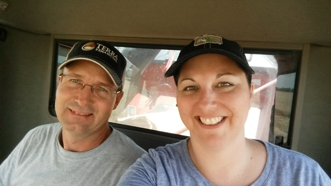 farmer and farm wife
