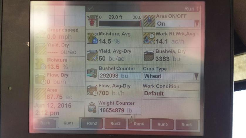 combine monitor
