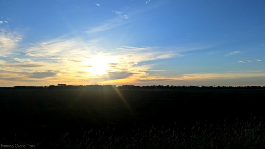 tractor-sunrise