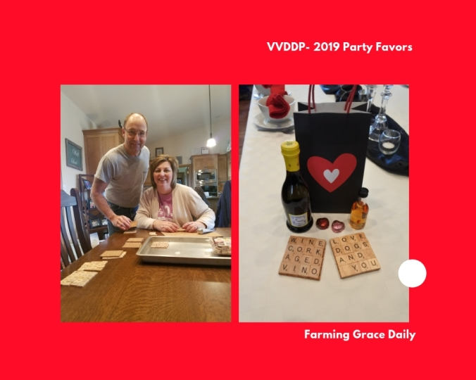 VVDDP- 2019 Party Favors